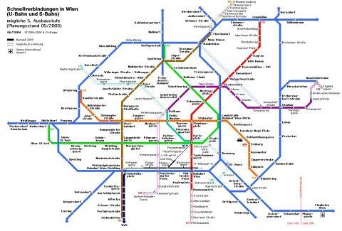 Warum Gibt Es In Den Wiener U Bahnen Keine U5 Wien U Bahn