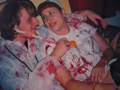 Bilduntertitel eingeben... - (feiern, Halloween)