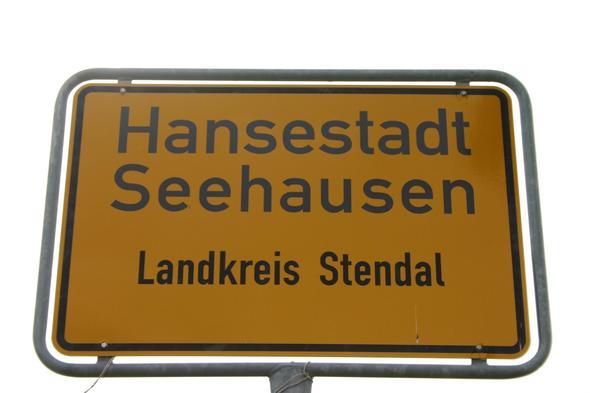 Hansestadt Seehausen - (Reise, Stadt, Hanse)