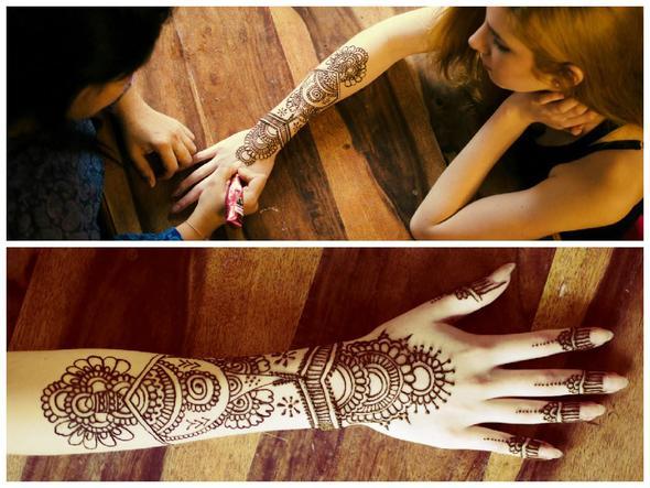 wo kann ich mir in berlin ein henna tattoo machen lassen. Black Bedroom Furniture Sets. Home Design Ideas