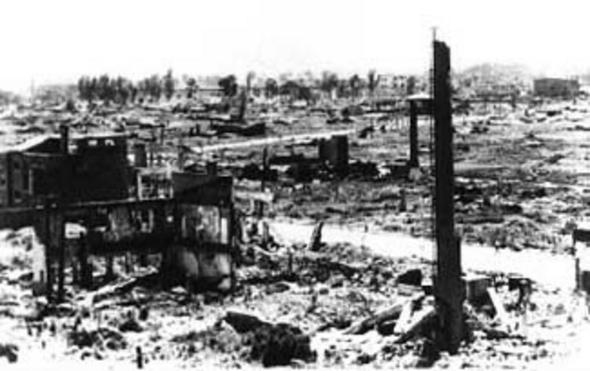 Vorher: 30ProzentgetöteteZivilistenDurchUS-Flächenbombardements - (Stadt, Geografie, Erdkunde)