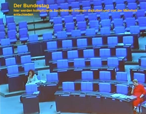 BundestagAufgabe - (Politik, Wirtschaft, Berlin)