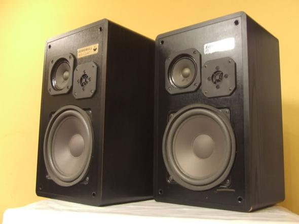 - (Audio, Lautsprecher, Boxen)