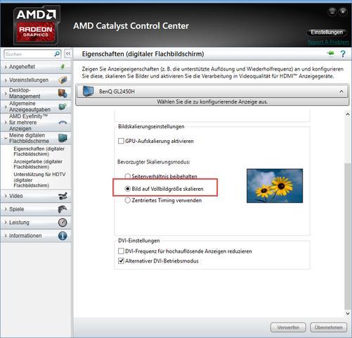 Screen - (Monitor, AMD, Auflösung)