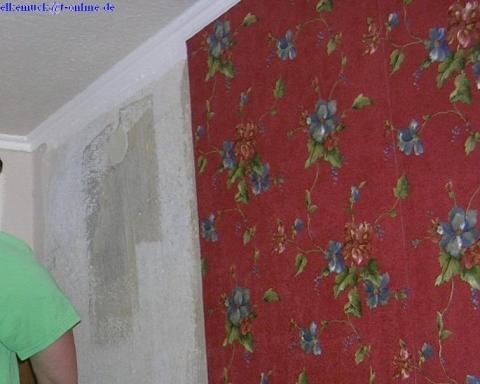 Erst Tapeten Dranmachen Oder Doch Erst Decke Streichen Renovieren