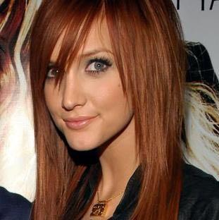 Braune Haare Orange Färben Mädchen Farbe Style