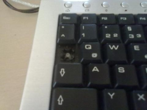 Tastatur - (Computer, PC, Tastatur)