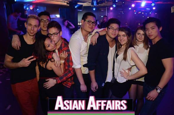 - (Beziehung, Asiaten)