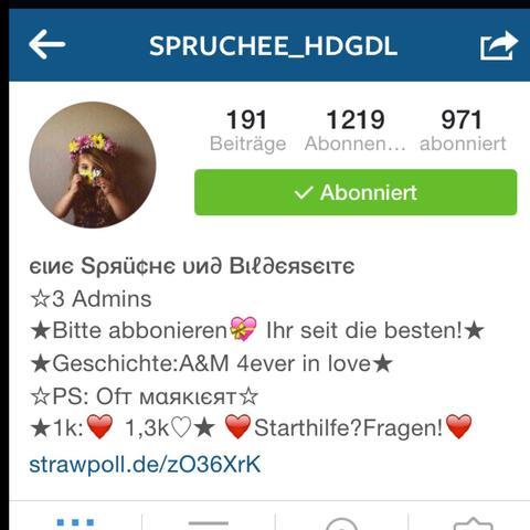 Instagram Namen Vorschläge