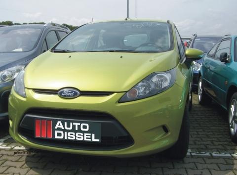Fiesta - (Auto, seat)