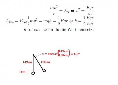 - (Physik, Ladung, Schwerkraft)