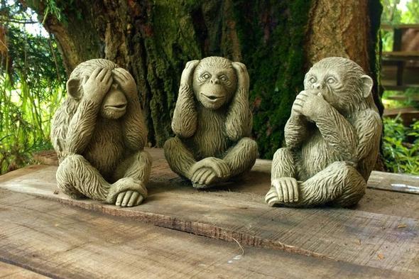 Skulpturen aus stein fur den garten for Deko fur madchenzimmer