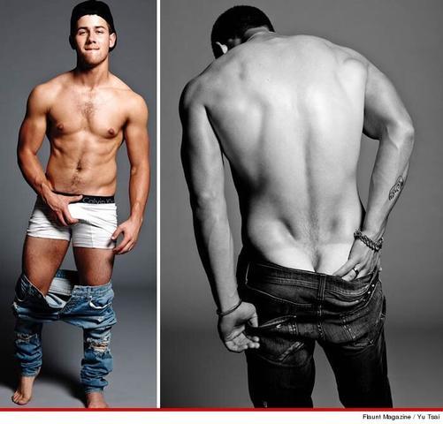 Nick-Jonas schwulen Sex
