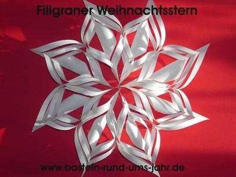 Traumstern von www.basteln-rund-ums-jahr.de - (basteln, Kreativität, Kartonschachtel)