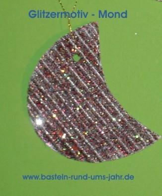 Glitzermond von www.basteln-rund-ums-jahr.de - (basteln, Kreativität, Kartonschachtel)