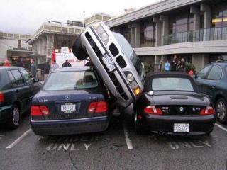 Clever geparkt... - (Frauen, Männer, Charakter)