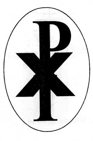 Pax - (Christentum, Zeichen, Symbol)