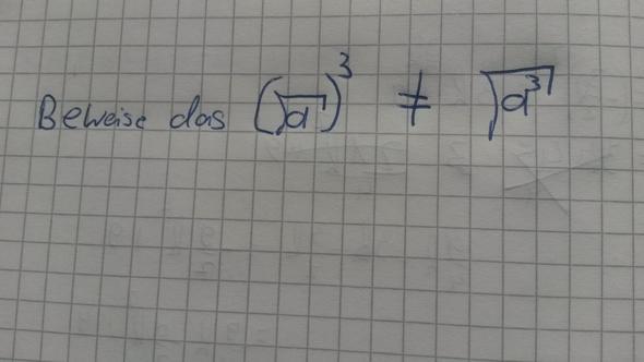 - (Mathe, Potenzen, komplexe zahlen)