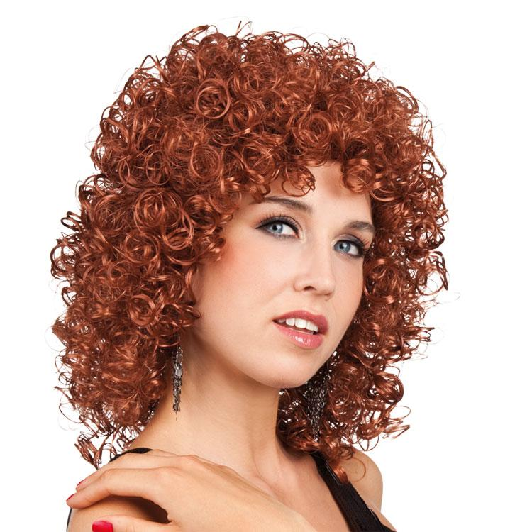 perm? Or how do you get those curls '' permanently