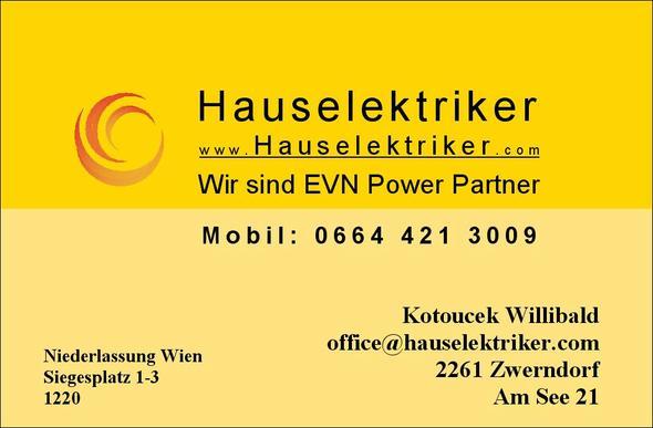 - (Technik, Haushalt, Strom)