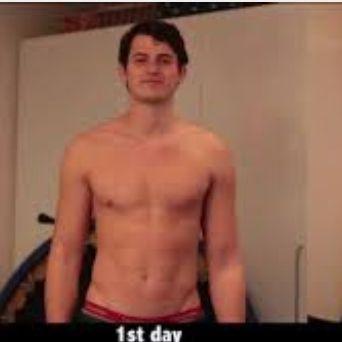 Und am ersten ^^ - (Fitness, Training, Muskelaufbau)