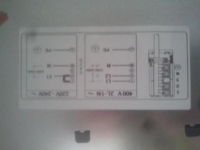 herdanschluss hat nur l1 und l2 kein l3 k che elektrik heimwerken. Black Bedroom Furniture Sets. Home Design Ideas
