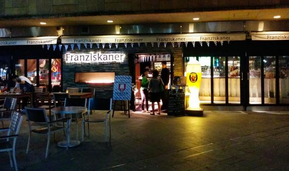 Franziskaner Restaurant in Tokio - (Japan, Marke)