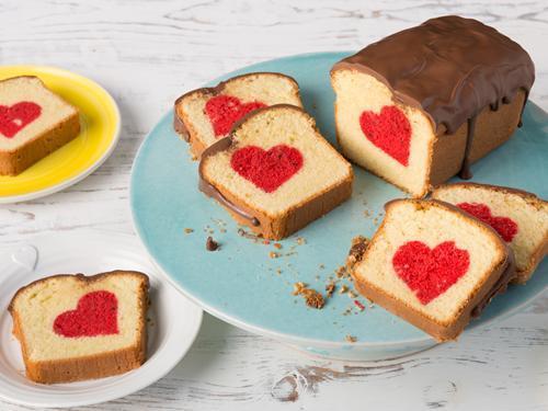 Herzkuchen <3 - (Geschenk, Mutter, Geschenkideen)