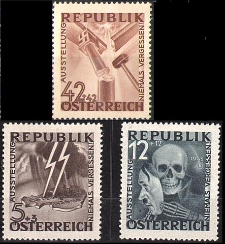 siebentes Motiv mit den zwei verbotenen - (Geschichte, Österreich, Weltkrieg)