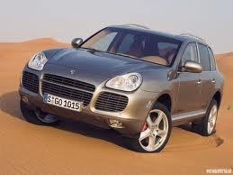 Porsche Cayenne Turbo - (Auto, Motor, PKW)