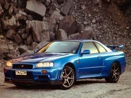 Nissan Skyline - (Auto, Motor, PKW)