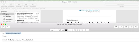 - (E-Mail, Mac)