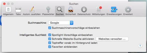 ewig gesucht - (Apple, MacBook, Suchmaschine)
