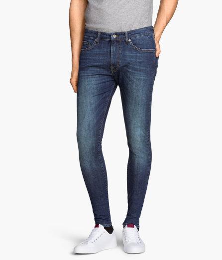 super skinny jeans bei jungs mode. Black Bedroom Furniture Sets. Home Design Ideas