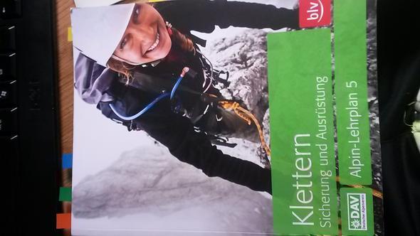Quelle Alpinlehrplan 5 vom DAV - (klettern, Seil, Kletterseil)