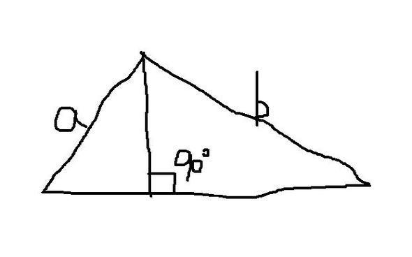 mathe trigonometrie kein rechter winkel mathematik. Black Bedroom Furniture Sets. Home Design Ideas