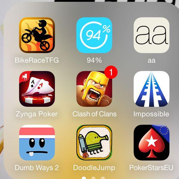 Coole Handy Spiele
