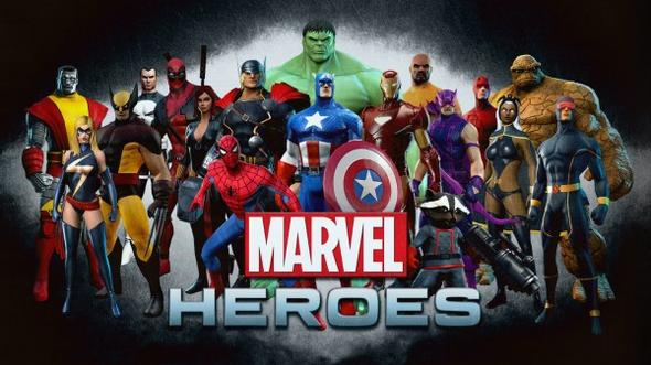 Alle Marvel Charakter Mit Bild Webseite Comic