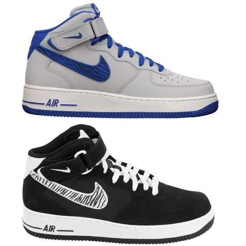 2 weitere Nike Air Force  - (Schuhe)