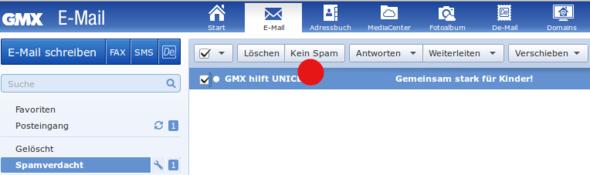 gmx.de - (Internet, E-Mail, web.de)