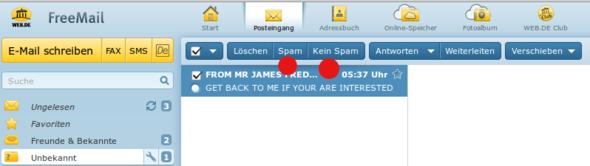 web.de - (Internet, E-Mail, web.de)