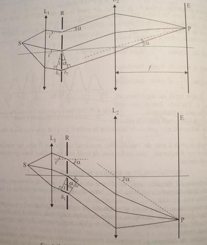 Beugung am Gitter - (Physik, Optik, Wellen)