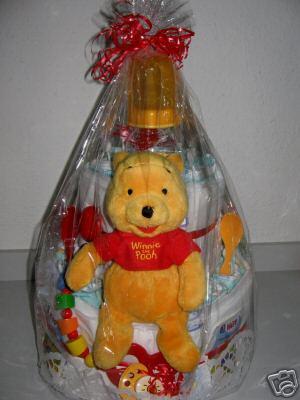 Windeltorte1 - (Kinder, Geschenk)