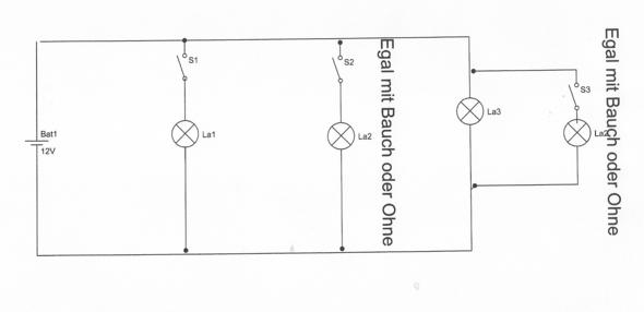 Schaltung - (Schule, Physik, Elektronik)