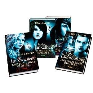 Weltbild Box Band 1-4 - (Vampire, the, diaries)