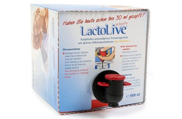Lactolive mit Spendersystem - (Gesundheit, Verdauung)