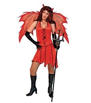 Cooler Teufel - (Freizeit, Kostüm, Halloween)