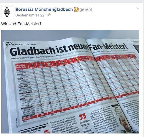 Fan-Meister - (WhatsApp, Borussia Mönchengladbach)