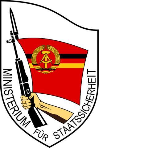 Wappen des MfS - (Geschichte, DDR, staatssicherheit)