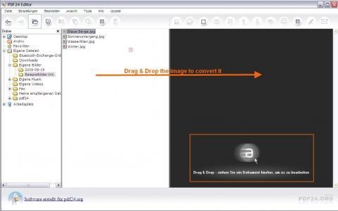 Drag & Drop - (Computer, PDF, PDF Creator)